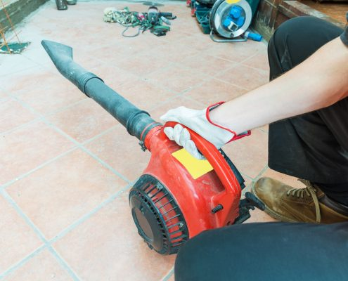 Off Season Storage Guide for your Leaf Blower