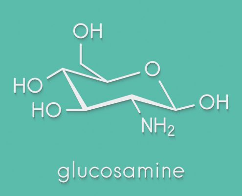 Glucosamine and Chondroitin For Middle Aged Individuals